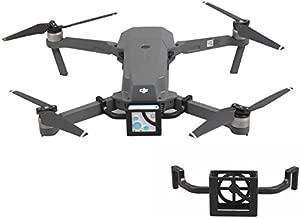 Yifant DJI Mavic Pro GPS Tracker Holder Bracket Mount for DJI Mavic Quadcopter Helicopter Drone Accessories (Black)