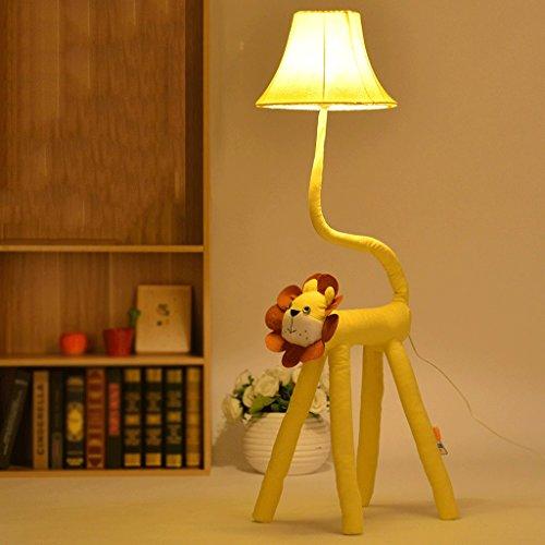 Lvhayon lampadaire Creative Tournesol Lampadaire Enfants Lampe de Table Chambre Lampe de Chevet Mode Lampe Cute Cartoon Creative Quoizel Lampes de Bureau