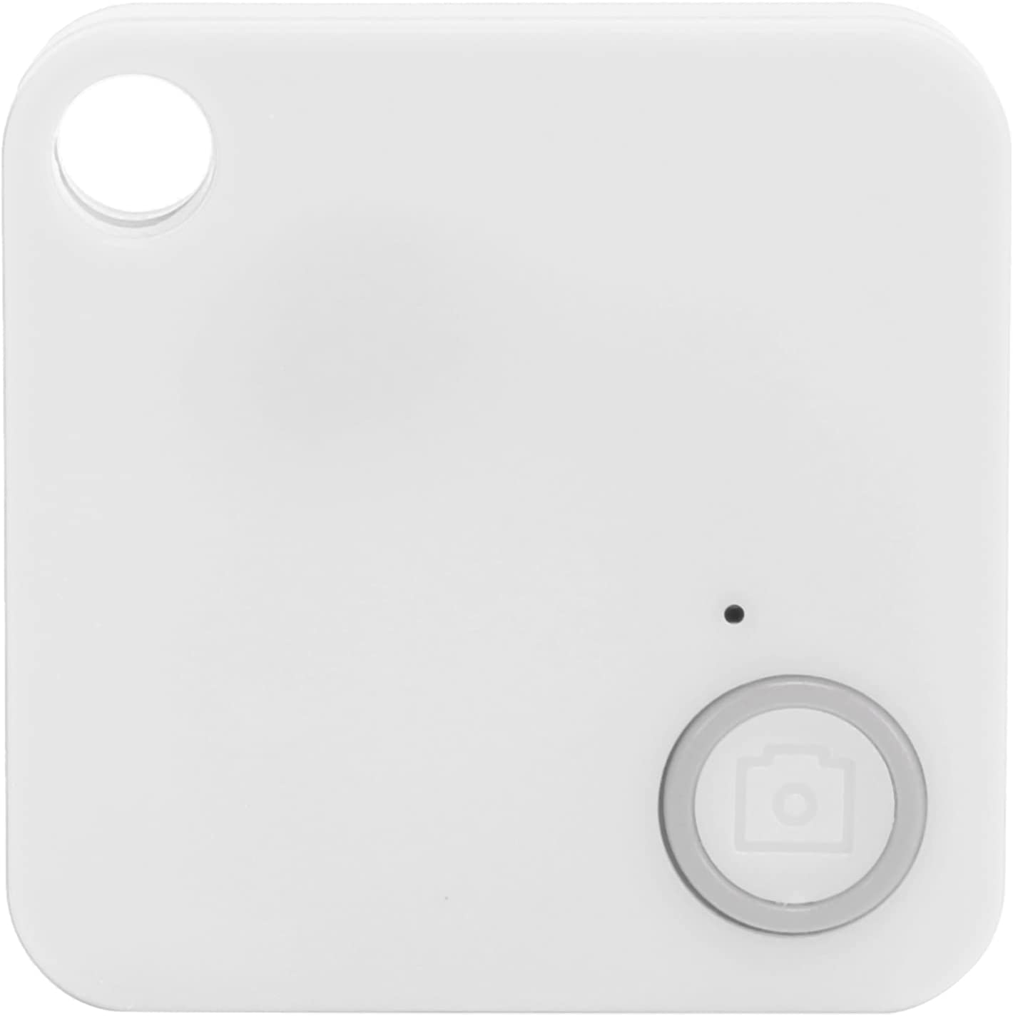 Ranvo Wallet, 4.0 Anti‑Lost Item Locator for Electronic Devices for Bags for Keys(White)