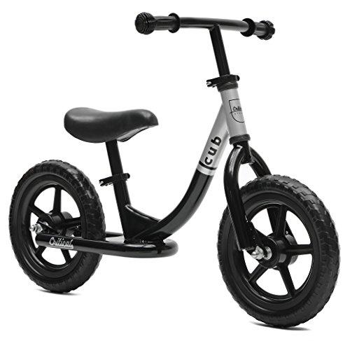 Bicicleta de equilibrio Retrospec Cub para niños, sin pedales