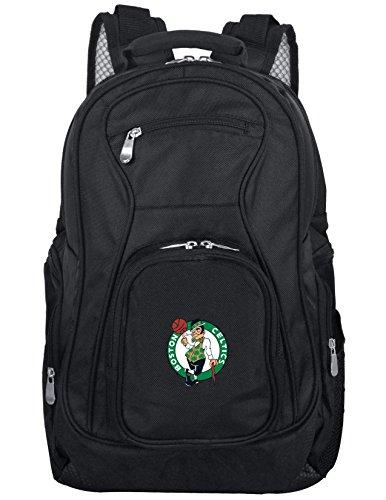 Denco NBA Boston Celtics Laptop Backpack, 19-inches, Black