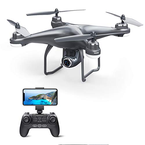6. Potensic T25 GPS Drone with 720P HD Camera