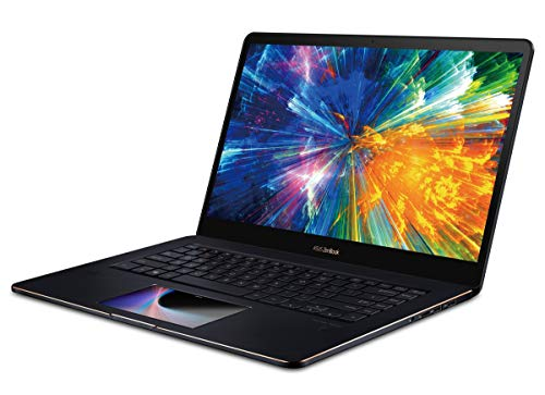 """ZenBook Pro 15 UX580GE 15.6"""" Gaming Laptop 4K UHD Touch Intel i9-8950HK 6 cores up to 4.8 GHz, 16GB Geforce GTX 1050 ti 4gb (1TB SSD Win 10 PRO)"""