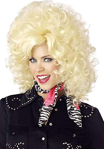 California Costumes Country Western Diva Wig Standard