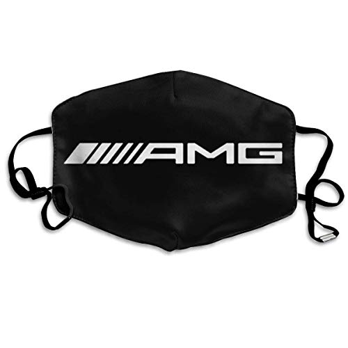 Masken, Atmungsaktive Premium Gesichtsschutzhülle,Mercedes Benz-Amg Frauen Männer Anti Wind Staubschutz...