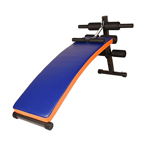 Sale!! Back Inversion Table Supine Board / Sit-up Fitness Equipment / Home Abdomen Multi-function Ab...