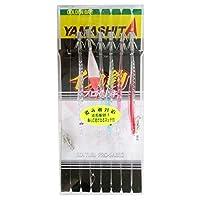 ヤマシタ(YAMASHITA) イカ釣プロサビキ SKTO 11-2 6本A