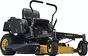P46ZX 46-Inch Briggs V-Twin Pro 22 HP Cutting Deck Zero Turn Radius Riding Mower from Poulan Pro