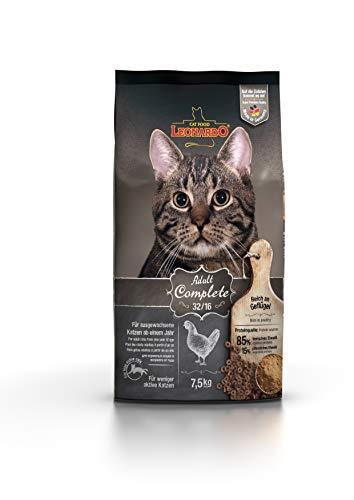 Leonardo Adult Complete 32/16 [7,5kg] Katzenfutter | Trockenfutter für Katzen | Alleinfuttermittel für ausgewachsene Katzen Aller Rassen ab 1 Jahr