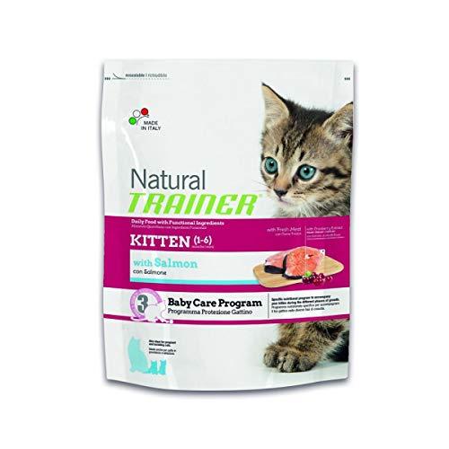 Trainer Natural Kitten Cat Lachs 300g Trainer, 1,5 kg, Katzen