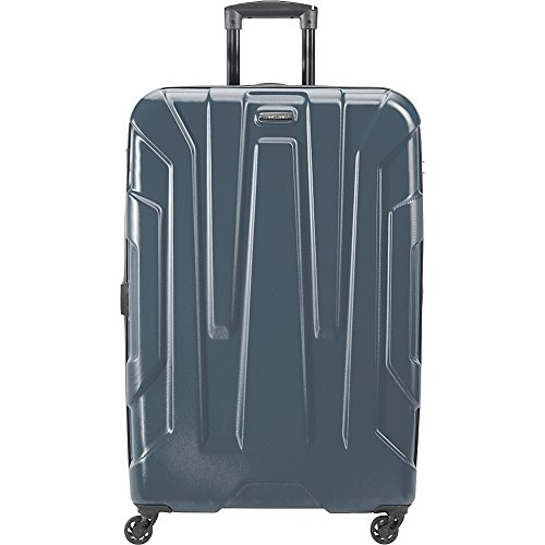 Samsonite Centric Hardside Luggage, Blue Slate, Checked-Large