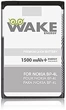 nokia e52 battery model