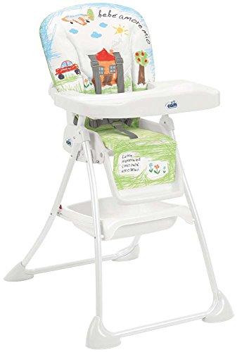 CAM Il mondo del bambino S450/222 Seggiolone Mini Plus, Verde
