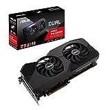 ASUS Dual AMD Radeon RX 6700 XT STD Edition 12 GB GDDR6 - Tarjeta...