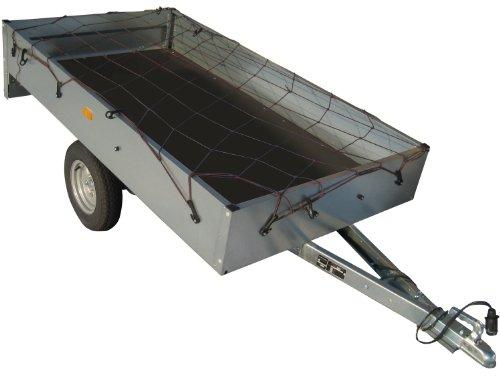 Cartrend 70141 Anhänger- und Gepäcknetz 2,0 x 3,5 m