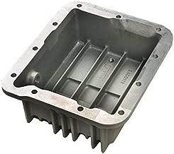 B&M 50281 Cast Aluminum Extra Depth Transmission Pan