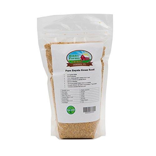 Dibbs Farms Pure Zoysia Grass Seeds - 1 Lb.
