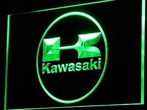 kawasaki neon sign