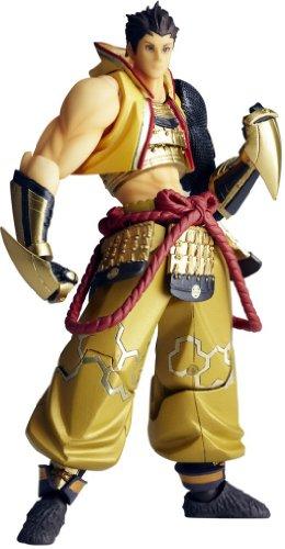 Sengoku Basara 3: Revoltech Yamaguchi No.094 Ieyasu Tokugawa Action Figure [Toy] (japan import)