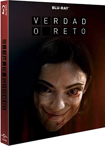 Verdad o reto (Oring Halloween 2019) (BD) [Blu-ray]