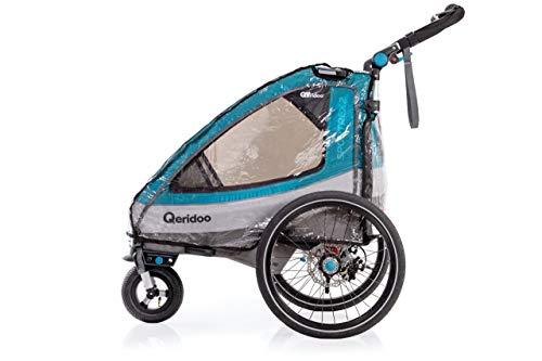 Qeridoo Sportrex2 Regenverdeck ab 2020