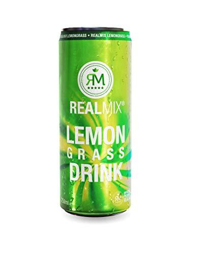 REALMIX Lemongrass Softdrink (24x250ml)