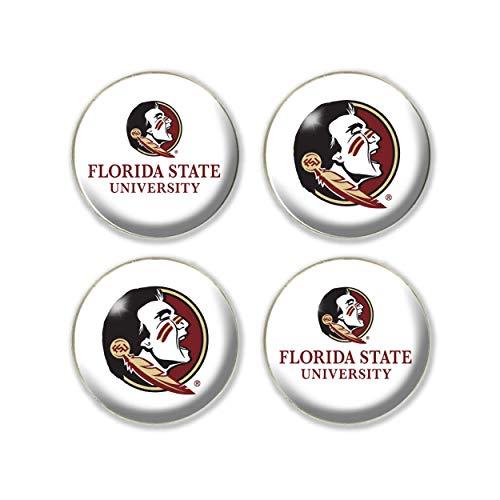 One Size Custom NCAA Legacy Florida Gators Fridge Magnet Pack