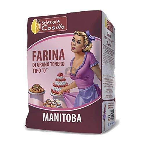 Harina De Manitoba 3 Kg. - Selezione Casillo