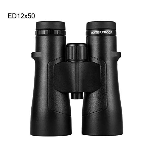 Affordable LFDHSF 12X50 Ipx8 Waterproof Super-Multi Coating Binoculars HD Telescope for Camping Outd...