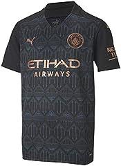 Puma Camiseta Manchester City 2ª Equipación 2020/2021 Hombre