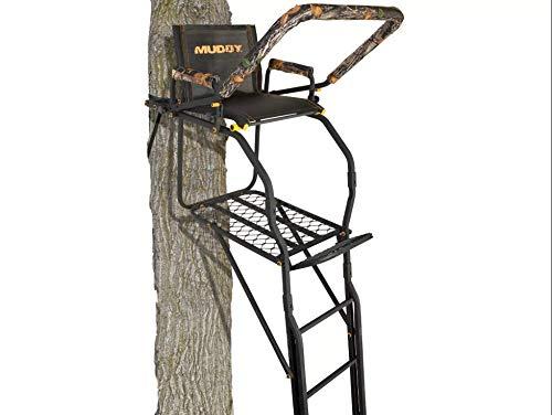 Muddy The Skybox 20' Ladder Stand