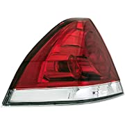 Dorman 1611327 Driver Side Tail Light Assembly for Select Chevrolet Models