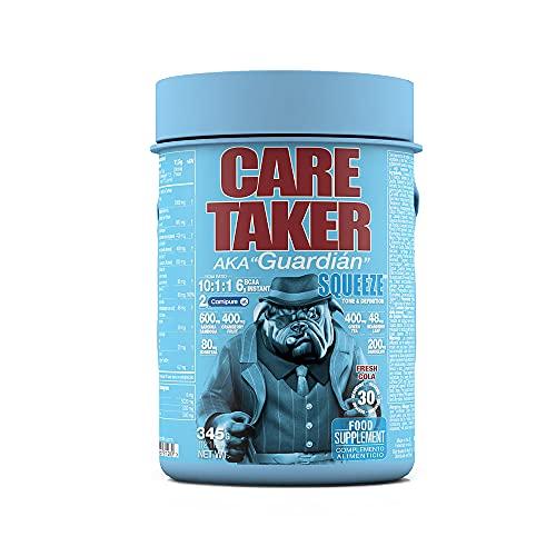 Caretaker Squeeze - Suplemento Deportistas - Aminoácidos - Diurético - Eliminación Líquidos - 345 gr (Cool Lemon)