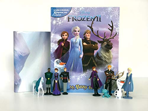 Compare Textbook Prices for Disney Frozen 2 My Busy Books  ISBN 9782764349250 by Phidal Publishing Inc.