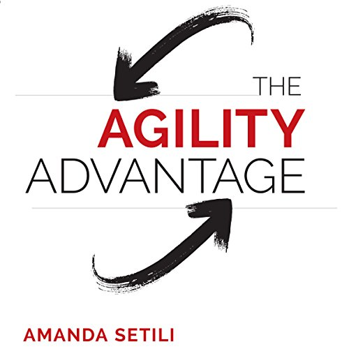 The Agility Advantage cover art