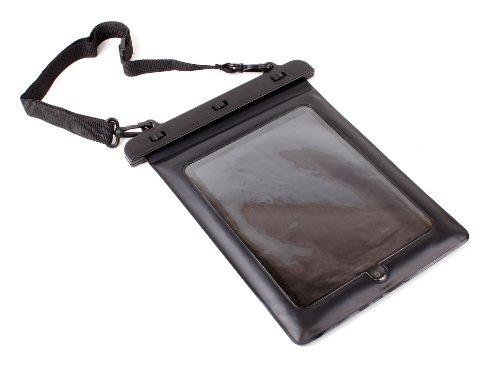 """DURAGADGET Pochette Housse de Protection étanche + bandoulière réglable pour tablettes tactiles Auchan QILIVE 9.7 B600121 & 9.7R B600122 (Android 4.1.2, écran 9,7"""")"""