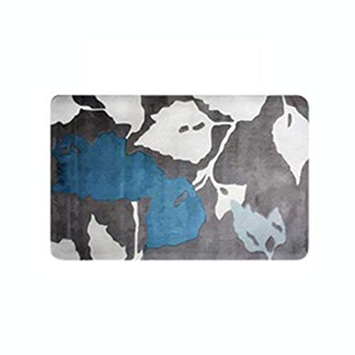 Mjd Home Nordic tapijt van kort vlies, modern en eenvoudig, woonkamer, slaapkamer, studio, salontafel, nachtkastje, zacht tapijt, wasbaar (kleur: B, maat: 2)
