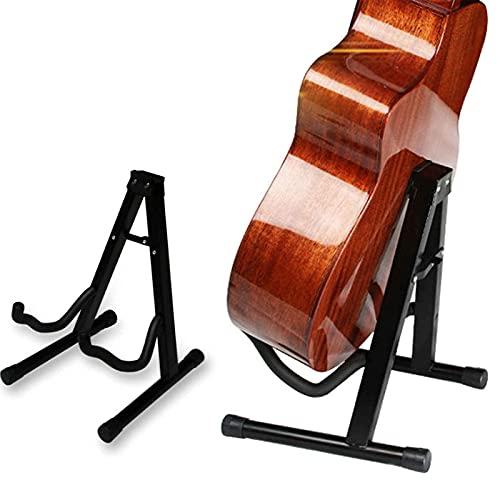 Soporte Guitarra Suelo Soporte Guitarra Plegable Universal Soporte Guitarra Electrica Soporte Guitarra...