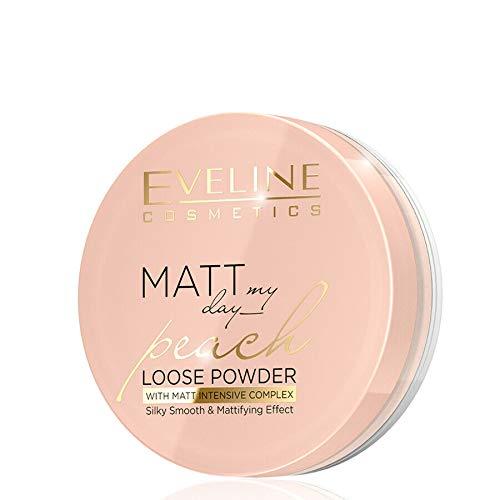 Eveline Cosmetics - Puder - Matt My Day Loose Powder Peach