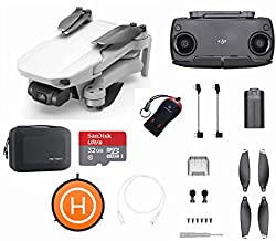 DJI Mavic Mini Portable Drone Quadcopter Starters Bundle