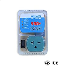 BSEED US Plug Home Appliance Surge Protector Voltage Brownout Outlet 220 V 4400 WATTS