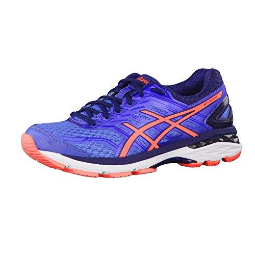 Asics Gt-2000 5, Zapatillas de Running Mujer, (Regatta Blue/Flash Coral/Indigo Blue), 37 EU