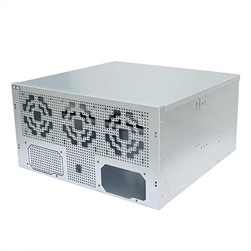 DBG 5,5U-Miner-Fall-ETH-Zec-Big Mining-Hülle für 8 GPU-Grafikkarten ATX-Motherboard