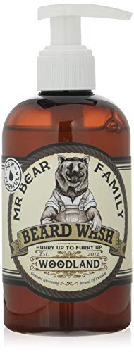 Mr. Bear Familie Bartshampoo Woodland, 250 ml