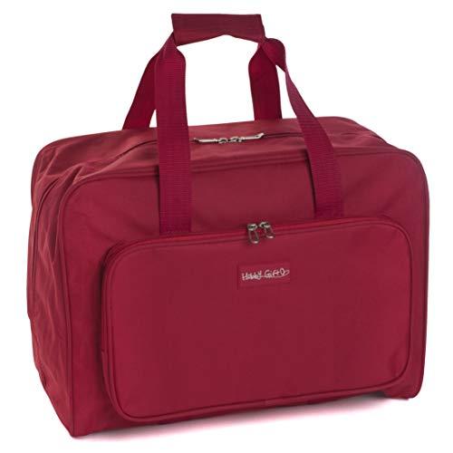 Hobby Gift Mr4660 Bolsa de Almacenamiento y Viaje para máquina de Coser, Rojo, 47 x 21 x 33cm