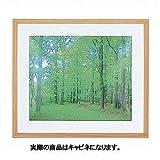 ナカバヤシ 木製写真額縁(三角縁) キャビネ判 フ-SW-110