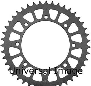 BikeMaster Rear Steel 45 Tooth Sprocket for Yamaha TW200 1995-2017