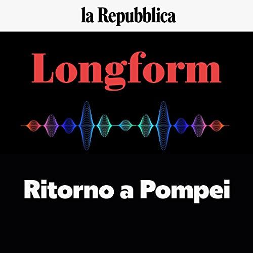 Ritorno a Pompei copertina