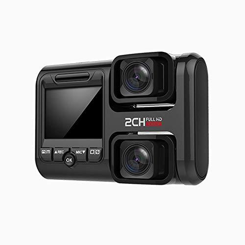 TL Dash cam, High-Definition-Nachtsicht 360-Grad-Panorama-Auto Dual-Lens-Wireless-24-Stunden-Parküberwachung, für Autos