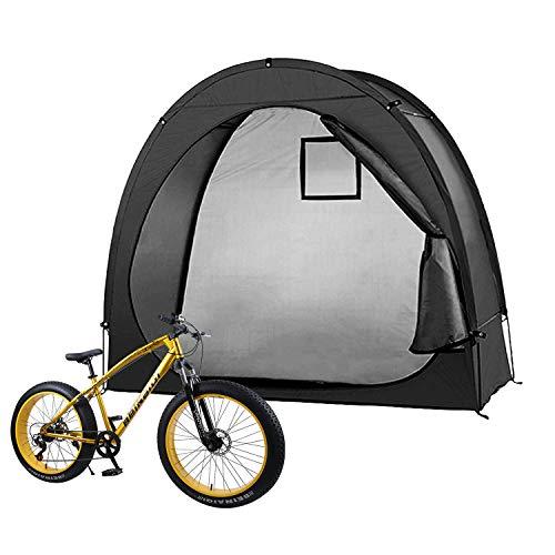 Tienda de campaña para bicicleta al aire libre, cubierta para bicicleta, tienda de campaña, antipolvo, móvil, resistente al agua, para jardín, exterior